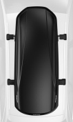 Thule 625 Force Cargo Box XL - Black