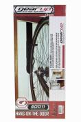 gearup 1-Bike Solo Vertical Door Mount, Black