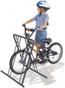 gearup 4 on the Floor Folding Bike Stand, Black