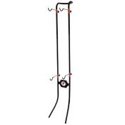 gearup Lean Machine Gravity Rack, Red/Black