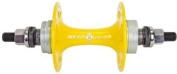 Origin8 Pro-Pulsion Lite Rear Track Hub - Bolt-On, FX/FW, 32H, Yellow