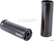 Flybikes 4150 CroMo Peg 14mm Flat Black