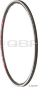 Fulcrum Road Front Rim for Racing 1 Clincher Black