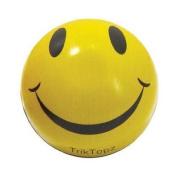 Trik Topz Smiley Face Valve Caps pr. Yellow