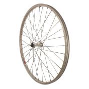 Sta-Tru Silver Alloy ATB Hub Quick Release Front Wheel