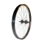 Alex Toys DM24 36H Alloy 1cm FW FF Nutted Rear Wheel, 50cm x 4.4cm , Black/Black