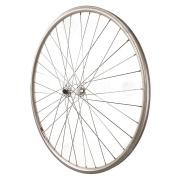 Sta-Tru Silver Alloy Road Hub Front Wheel