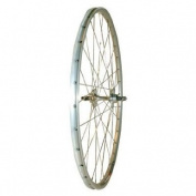 Alex Toys ACE-19 Front Track Wheel, 700Cx32H, Silver
