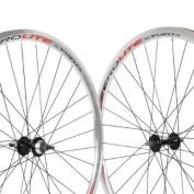 Vuelta ZeroLite Track Comp Polished 700C Wheel Set