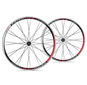 ZeroLite Road Comp Wheel Set, 700C, Black