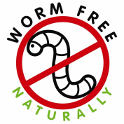 Wormfree Naturally-Natural Horse Wormer