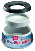 Pow Wow Products Road Refresher Non-Spill Dog Bowl
