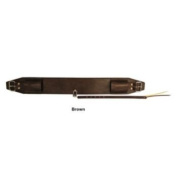 Fabtron Double-Ply Leather Flank Cinch 7.6cm Brown