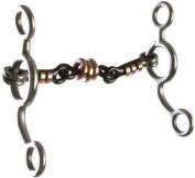 Westen SS Dogbone Copper Ring Short Gag Bit