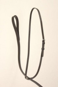 Silver Fox Standing Martingale - Brown - Full