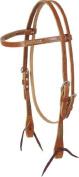 Martin Saddlery Rawhide Lace Browband Headstall