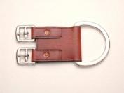Royal King Leather 2-Buckle Western Girth Converter