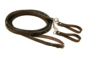 Tory Leather - Leather Pony Draw Rein with Girth Loops