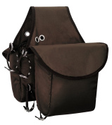 Weaver Leather INSULATED SADDLE BAG, BROWN