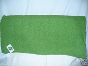 Mayatex Mayatex Show Saddle Blanket Pad Horse Tack Green Lime