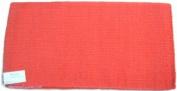 Mayatex Saddle Blanket - Wool San Juan Solid - Coral