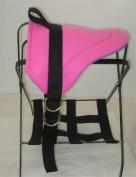 Miniature Horse / Sm Pony Bareback pad - Bright Pink!