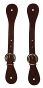 Abetta Latigo Saddle Leather Spur Straps