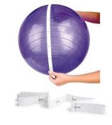 Aeromat Fitness Ball Measurement Tape