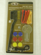 Athletic Works Tee Off Pack Golf Accessories Set NEW