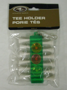 Athletic Works Tee Holder (12 slot, Ball markers) Golf NEW