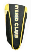 Hybrid & Utility Golf Club Head Cover by JP Lann