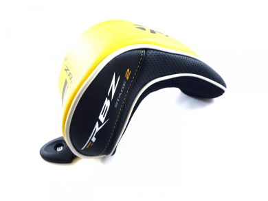 NEW TaylorMade RBZ Rocketballz Stage 2 Black/Yellow Hybrid Headcover