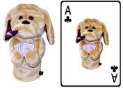 Winning Edge Designs Poker Playing Hound Zack Head Cover