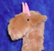 Billy Goat Putter Cover