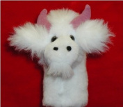 Mystic White Buffalo Putter Cover