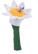 Winning Edge Designs Flower Power Head Cover, Daisy