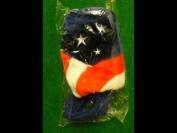 Stars & Stripes 460cc Longneck Golf Headcover Patriotic