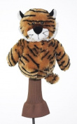 Tiger In The Woods Cuddle Pal Golf Head Cover 460cc