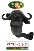 Authentic Animal Golf Headcover 460 cc Water Buffalo
