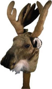 Authentic Moose 460cc Realistic Golf Headcover Nice NEW