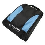 Forgan Deluxe Golf Shoe Bag Black