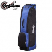 Confidence Golf Bag Travel Cover ROYAL BLUE