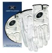 Tour X Cabretta Leather Golf Glove Cadet Left Hand Large