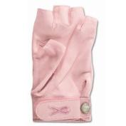 Solar Tan Half Glove (Pink Ribbon) Size Small