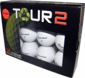 Assorted Taylormade B Grade Recycled Golf Balls