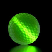 Nitelite Golf Ball Glow in the Dark Official Size NEW