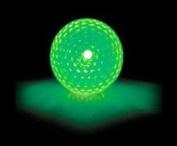 Nitelite Mach 01 Glow in the Dark Golf Balls 3 Balls and 6 Light Sticks