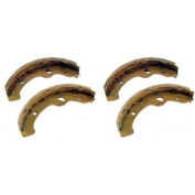 (4) EZGO Brake Shoes (1997-up) TXT/Medalist and Gas RXV Golf Cart