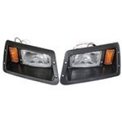 Adjustable Headlights for Yamaha G14 - G22 Golf Cart