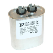 Club Car 1012095, Capacitor, 6 MF Canister Type, Lester Replacement